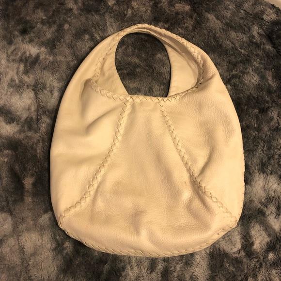 14566b24cbd Bottega Veneta Handbags - Bottega Veneta Intrecciato Trim Hobo Bag